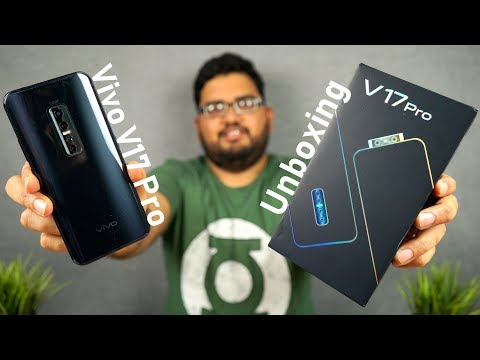 Vivo V17 Pro Unboxing, Specs, Price, Hands-on Review
