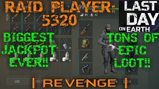 HACKER BASE!! | FLOPPIES + 100 WHITE PAINT | RAID PLAYER 5320 | Last Day On Earth Survival V1.8.7
