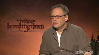 Bill Condon Interview - The Twilight Saga: Breaking Dawn - Part 1