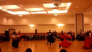 Tango at Binghamton Dance Revolution Ballroom Competition 2013 (2)