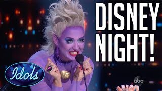 Gambar cover TOP 10 Contestants on Disney Night on American Idol 2019 | Idols Global