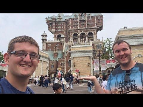 Tokyo DisneySea Vlog June 2017 Day Two