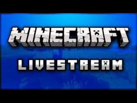 Minecraft LIVE STREAM SkyPvP/ 1v1 #3