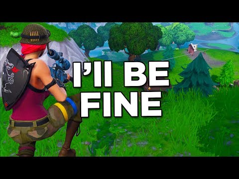 Fortnite Montage - Ill Be Fine (Juice WRLD)