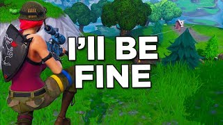 Fortnite Montage - I'll Be Fine (Juice WRLD)
