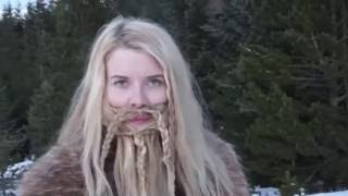 This is my version of the Braid Beard! Please Like the video... or ...