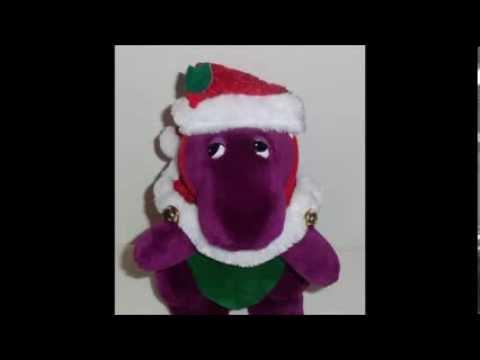 the byg barney doll christmas edition youtube