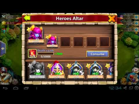#024 Duplicated Heroes, What Should We Do? - Castle Clash