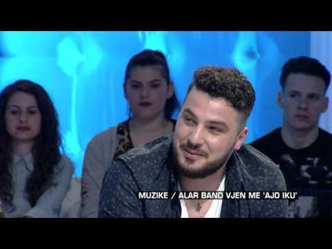 """Zone e lire – Muzike: Alar Band vjen me """"Ajo iku""""! (17 mars 2017)"""