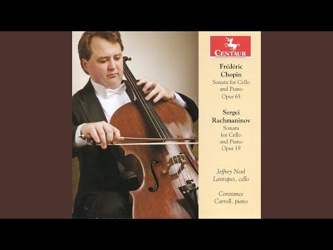 Cello Sonata in G Minor, Op. 19: II. Allegro scherzando