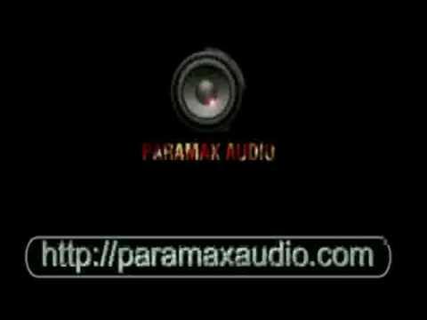 Paramax Audio, Paramax Audio Speakers, Paramax Audio System