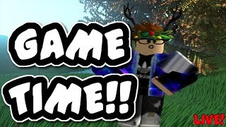🔴GAME TIME!!! | Awesome Cam (ROBLOX) 🔴