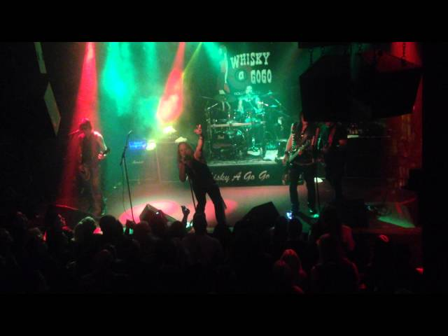 Warrant - Cherry Pie @ Whisky A Go Go 5/15/2015