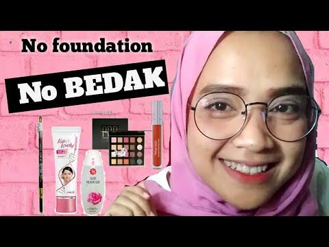 make-up-natural-sehari---hari-|-no-foundation-dan-bedak-|-agata-syarif