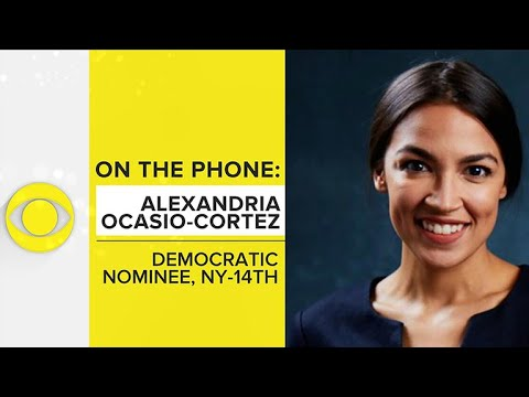 Alexandria Ocasio-Cortez beats Democratic challenger in New York ...