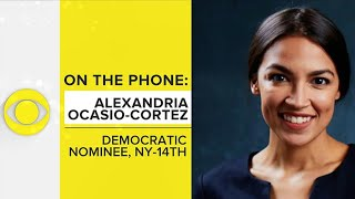 Democratic Newcomer Alexandria Ocasio-cortez Beats 10-term Incumbent In New York Primary