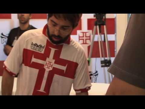 Vasco - Recorde Mundial de Tatuagem