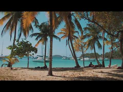 Caribbean Island - Saint-Vincent and the Grenadines