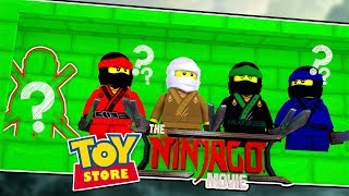 Video FINDING THE MISSING LEGO NINJAGO w/Little Carly and Little Kelly (Minecraft Toystore). download MP3, 3GP, MP4, WEBM, AVI, FLV November 2017