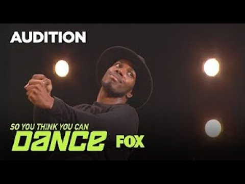 Dustin Payne's Audition