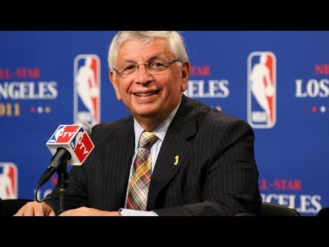 Mike Francesa with ex NBA commisioner David Stern on his tenure, and current events WFAN