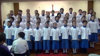 20130328四至六年級詩班獻詩_跟隨主耶穌