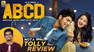 ABCD Telugu Movie Review By Hriday Ranjan | Not A Tolly Review