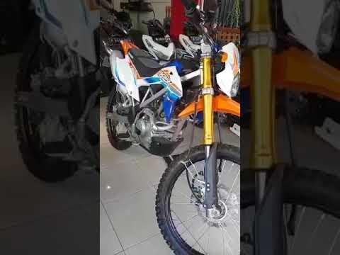 Kawasaki KLX BF Extreme 2017 KM 800 Full Review Mahkota Mokas Malang