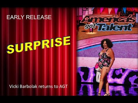 Vicki Barbolak | Message to AGT Contestants