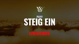 PAYY - Steig ein (prod. by Shokii) [ Lyric-Video ]
