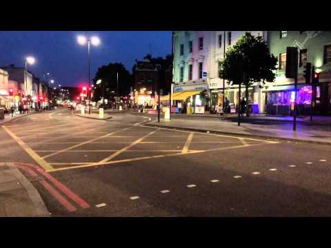 Angel Islington London