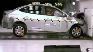 Краш-Тест - Hyundai Elantra 2007-2009 (Nhtsa)