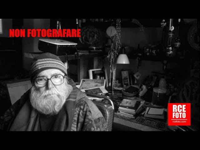 Marco Monari - Non fotografare
