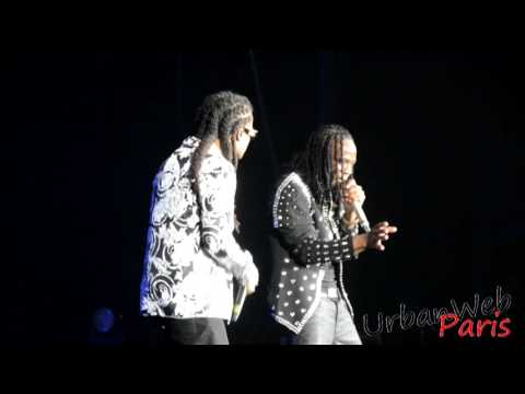 Admiral T et Kalash Live @ AccorHotels Arena Bercy Paris 2017