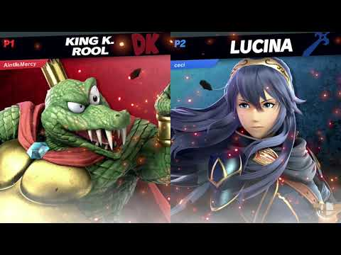 RtDD3 - Pools - KnucklesUp (King K. Rool) vs DuckCeci (Lucina)