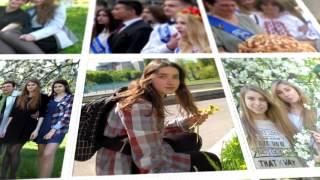 Слайд-шоу выпускники гимназии №179. Год- 2016