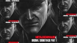 Metal Gear Solid 4 OST (Full - Part 1)