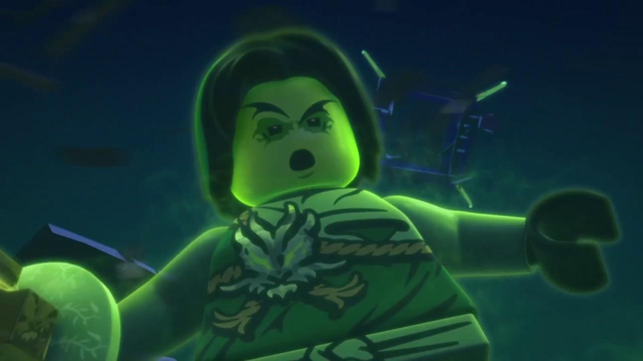 Story Of Morro Lego Ninjago Villain Throwback 40s