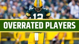 Top 10 Overrated NFL Players 2019