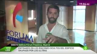 """Nuevo edificio """"okupado"""" del grupo """"Ramiro Ledesma"""": Forum filatélico"""