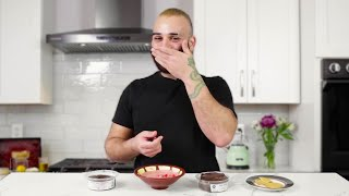 Arabs Try Dessert Hummus For The First Time