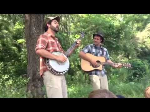 """""""Haul Away Joe"""" sung by Okee Dokee Brothers on Mississippi"""