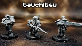 Using Tau Pieces for Blanchitsu (Tauchitsu) - Conversion Corner