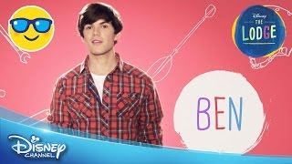 The Lodge   Introducing Ben!   Official Disney Channel UK