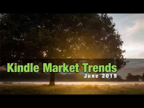 Kindle Category Trends June 2019