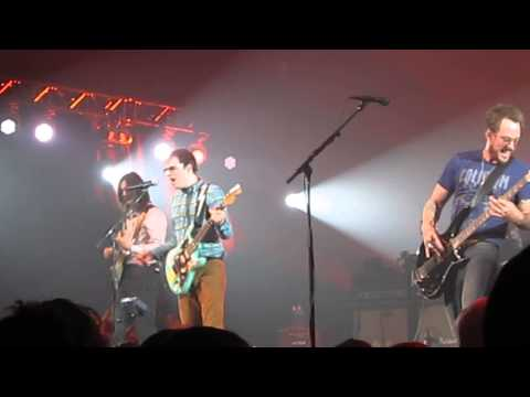 Weezer - The Greatest Man That Ever Lived - Live at Caesars Windsor 7/11/2013