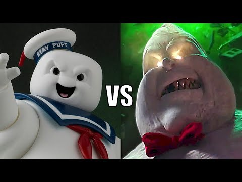 👻The Stay Puft Marshmallow Man VS Rowan The Destroyer...👻Who'd Win The Fight? 👻Stay Puft OR Rowan!👻