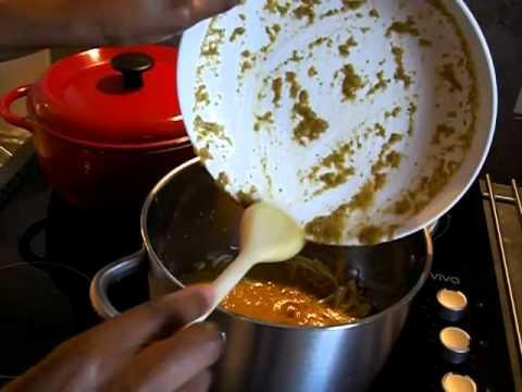 Cuisine africaine revisit e avec coco p p soupe de for Cuisine africaine
