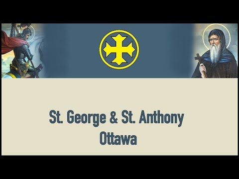 St. George & St. Anthony Divine Liturgy with HG Bishop Youssef of Bolivia (19/11/2017)