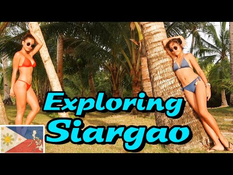 Experience Paradise in Siargao Island Philippines